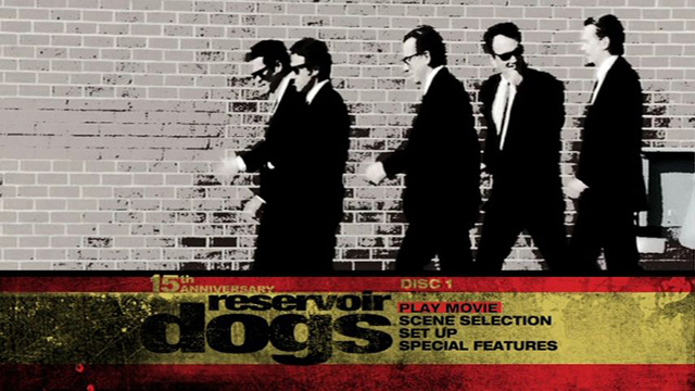 Reservoir Dogs – 1992