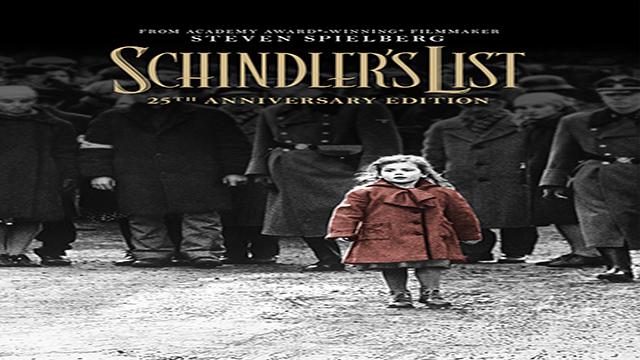 Schindler's List – 1993