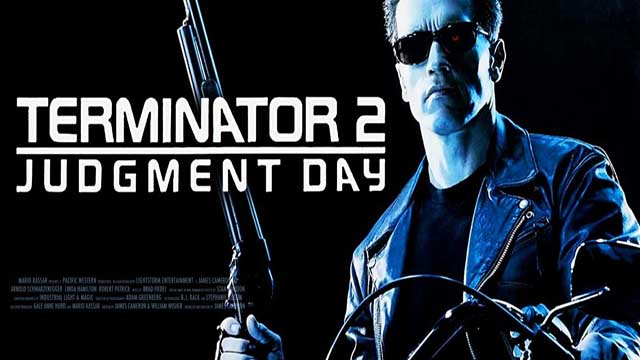 Terminator2 Judgement Day 1991