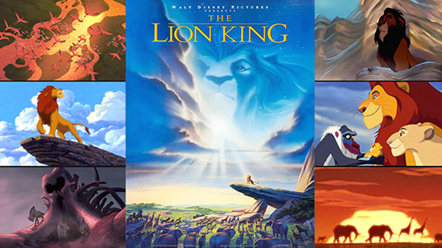 The Lion King – 1994