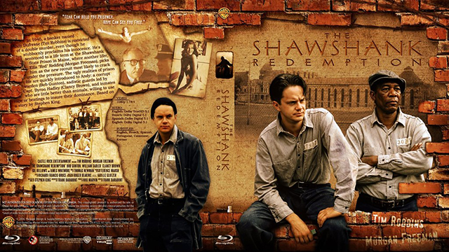 The Shawsank Redemption – 1994