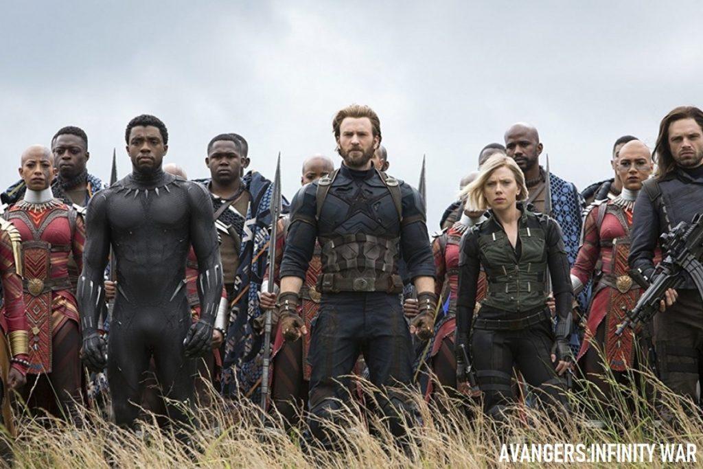 Avangers: Infinity War