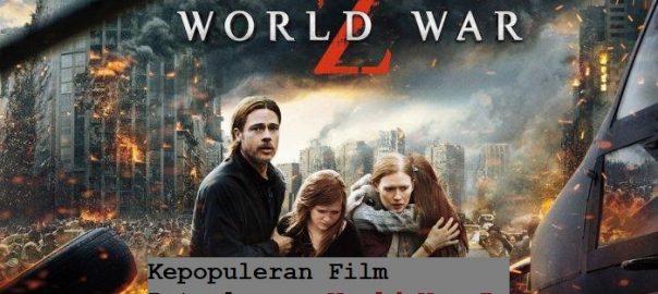 Kepopuleran Film Petualangan World War Z